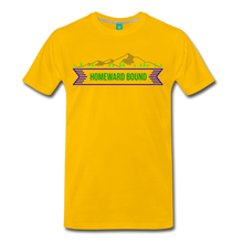Load image into Gallery viewer, Men's Homeward Bound T-Shirt - sun yellow