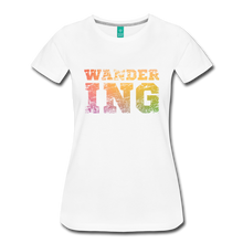 Load image into Gallery viewer, Women's Wandering T-Shirt - white