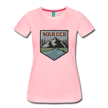 Load image into Gallery viewer, Women's Wander T-Shirt - pink