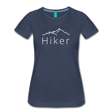 Load image into Gallery viewer, Women's Hiker T-Shirt - navy