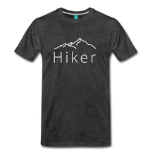 Load image into Gallery viewer, Men's Hiker T-Shirt - charcoal gray