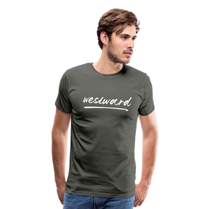 Men's Westward T-Shirt - asphalt gray