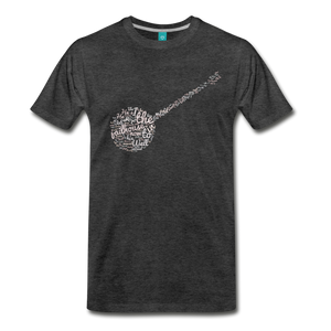 Men's In The Jailhouse Now T-Shirt - charcoal gray