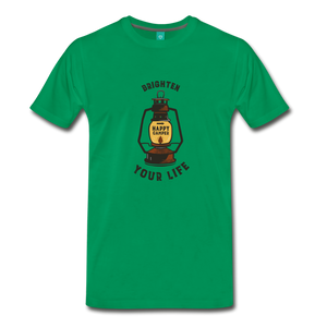Men's Lantern T-Shirt - kelly green