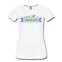 Load image into Gallery viewer, Women's Homeward Bound T-Shirt - white