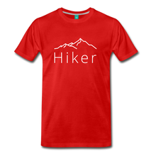 Load image into Gallery viewer, Men's Hiker T-Shirt - red