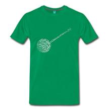 Load image into Gallery viewer, Men's Big Rock Candy Mountain T-Shirt - kelly green