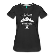 Load image into Gallery viewer, Women's Authentic Mountain Clothing Co. T-Shirt - black