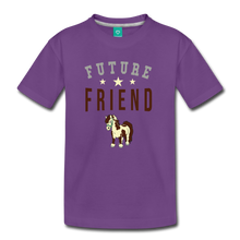 Load image into Gallery viewer, Kids' Future Friend T-Shirt - purple