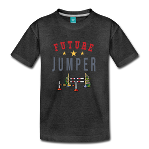 Toddler Future Jumper T-Shirt - charcoal gray