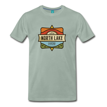 Load image into Gallery viewer, Men's North Lake T-Shirt - steel green