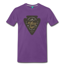 Load image into Gallery viewer, Men's Hiking Life T-Shirt - purple