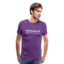 Load image into Gallery viewer, Men's Westward T-Shirt - purple