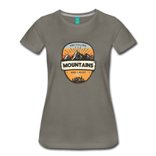 Load image into Gallery viewer, Women's Mountain's Calling T-Shirt - asphalt