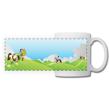 Load image into Gallery viewer, Horse on a Spring Day Mug - white