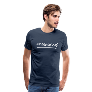 Men's Westward T-Shirt - navy