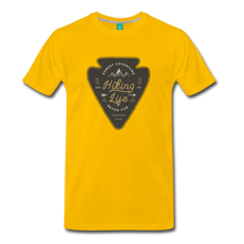 Load image into Gallery viewer, Men's Hiking Life T-Shirt - sun yellow