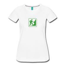 Load image into Gallery viewer, Women's Climb Icon T-Shirt - white