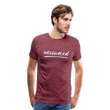 Load image into Gallery viewer, Men's Westward T-Shirt - heather burgundy
