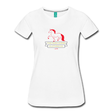 Load image into Gallery viewer, Women's Peak Horse Clothing Co. T-Shirt - white