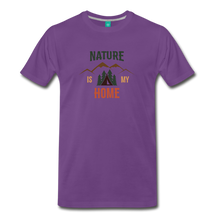 Load image into Gallery viewer, Men's Nature - purple