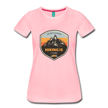 Load image into Gallery viewer, Women's Hiking T-Shirt - pink