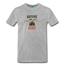 Load image into Gallery viewer, Men's Nature - heather gray