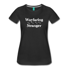 Load image into Gallery viewer, Women's Wayfaring Stranger T-Shirt - black