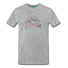 Load image into Gallery viewer, Men's Stay Wild T-Shirt - heather gray