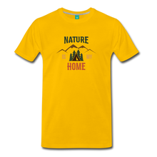 Load image into Gallery viewer, Men's Nature - sun yellow