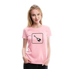 Load image into Gallery viewer, Women's Mandolin Icon T-Shirt - pink