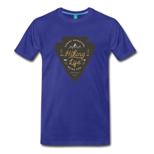 Load image into Gallery viewer, Men's Hiking Life T-Shirt - royal blue