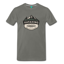 Load image into Gallery viewer, Men's Kayaking T-Shirt - asphalt