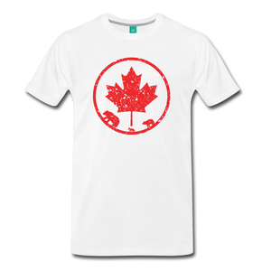 Men's Canadian Bears T-Shirt - white
