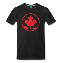 Load image into Gallery viewer, Men's Canadian Bears T-Shirt - black