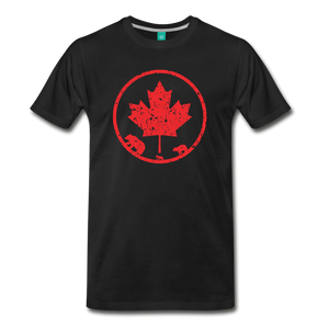 Men's Canadian Bears T-Shirt - black
