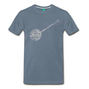 Men's In The Jailhouse Now T-Shirt - steel blue