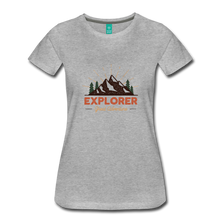 Load image into Gallery viewer, Women's Explorer - heather gray