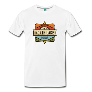 Men's North Lake T-Shirt - white