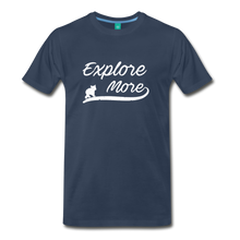 Load image into Gallery viewer, Men's Explore More T-Shirt - navy
