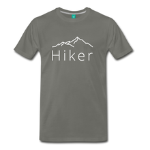 Load image into Gallery viewer, Men's Hiker T-Shirt - asphalt