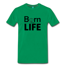 Load image into Gallery viewer, Men's Barn Life T-Shirt - kelly green