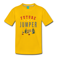 Load image into Gallery viewer, Toddler Future Jumper T-Shirt - sun yellow