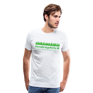 Men's Dendrophile T-Shirt - white
