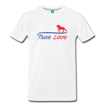 Load image into Gallery viewer, Men's True Love T-Shirt - white