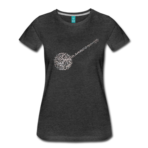 Women's Cripple Creek T-Shirt - charcoal gray
