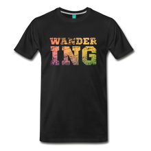 Load image into Gallery viewer, Men's Wandering T-Shirt - black