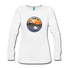 Load image into Gallery viewer, Women's Camp Day Long Sleeve Shirt - white
