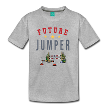 Load image into Gallery viewer, Kids' Future Jumper T-Shirt - heather gray