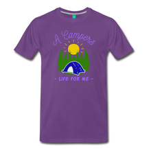 Load image into Gallery viewer, Men's Campers Life T-Shirt - purple